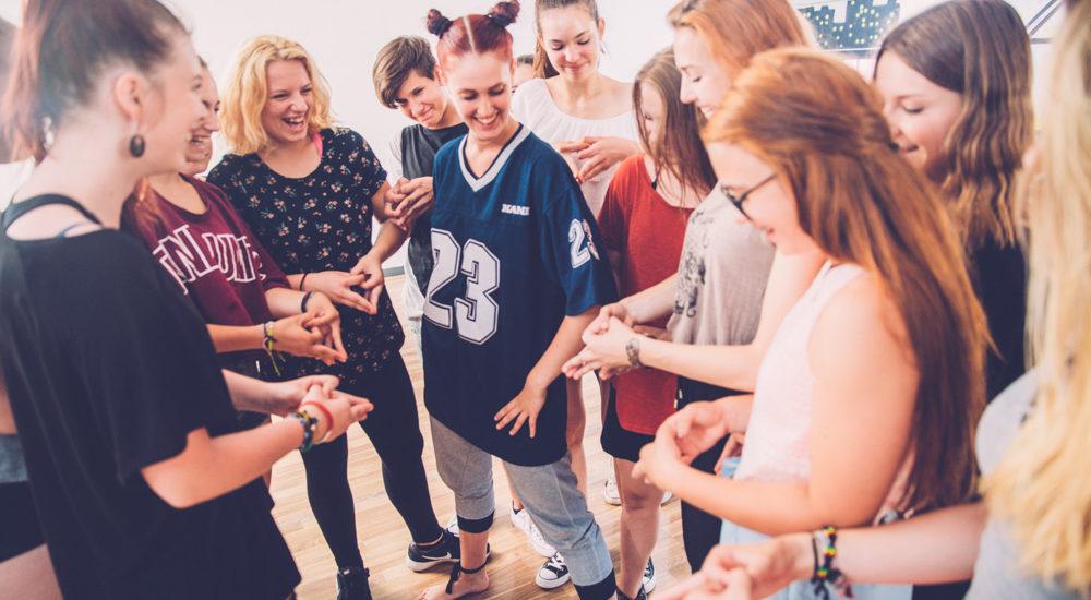 Plesna šola kreart, hip hop plesi, nova gorica