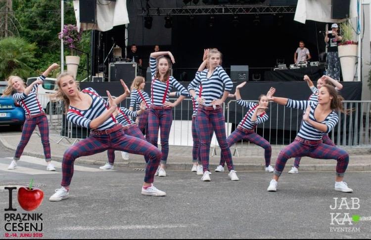 Plesna šola kreart